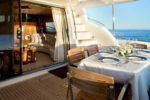 Sunseeker boat for rent in Antibes
