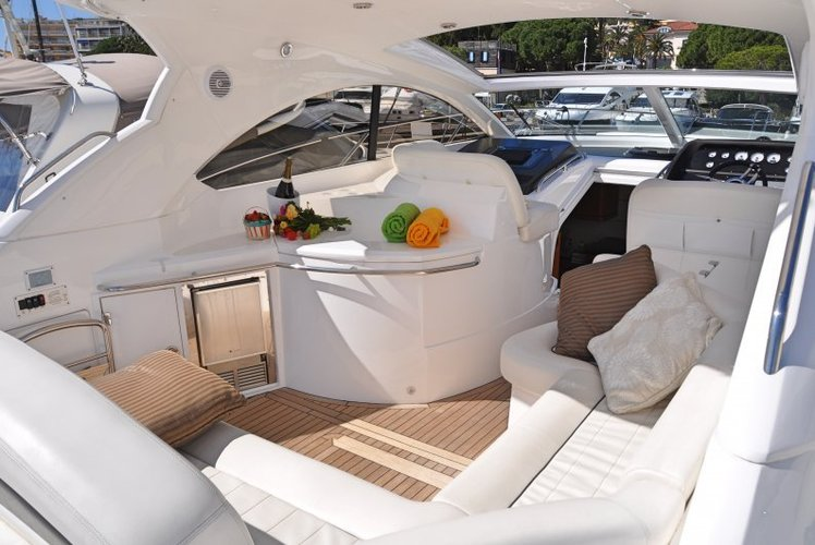 Boating is fun with a Sunseeker in