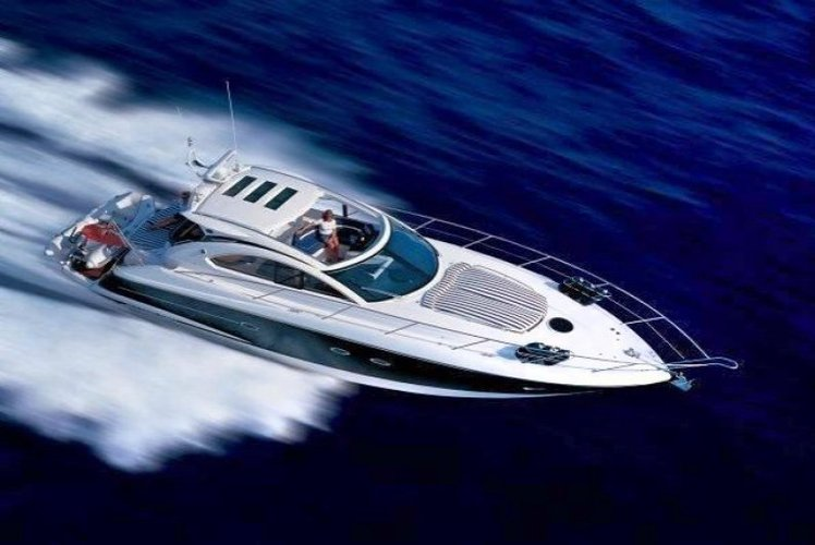 Express cruiser boat rental in , France