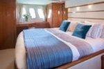Discover Antibes surroundings on this Predator 68 Sunseeker boat