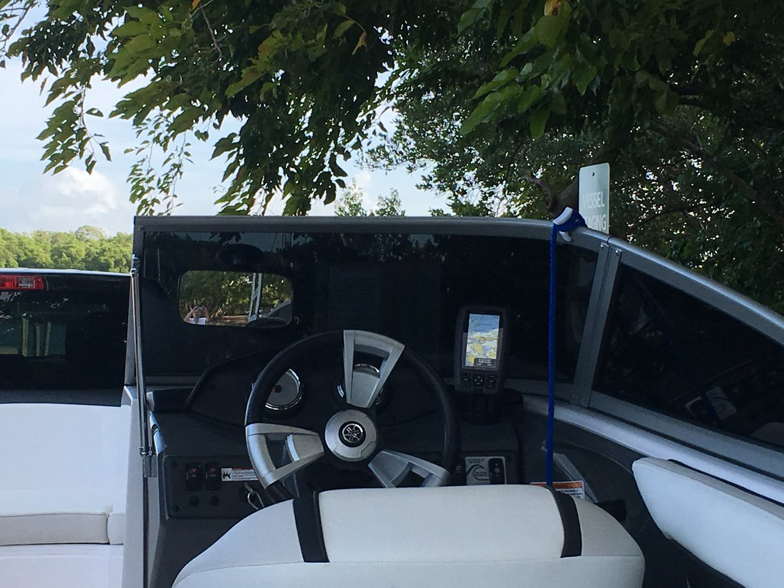 Rent A Yamaha Ar190 19 39 Motorboat In Miami Beach Fl On Sailo