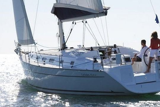Rent this amazing Beneteau and discover the Sporades Islands beauty !