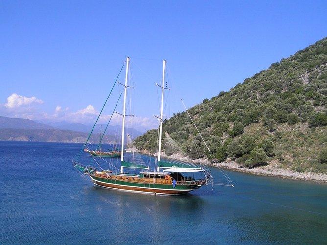 Boat for rent Fethiye shipyard 77.0 feet in mykonos, Greece