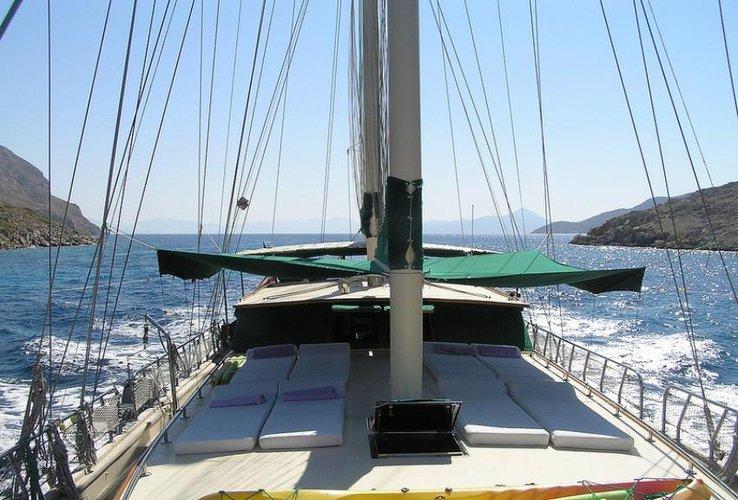 77.0 feet Fethiye shipyard in great shape