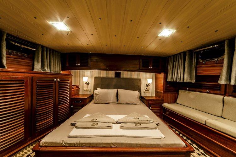 Boat for rent Fethiye shipyard 77.0 feet in mykonos,