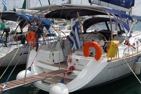 Boat for rent Janneau 49.0 feet in Yacht Marina Volos,