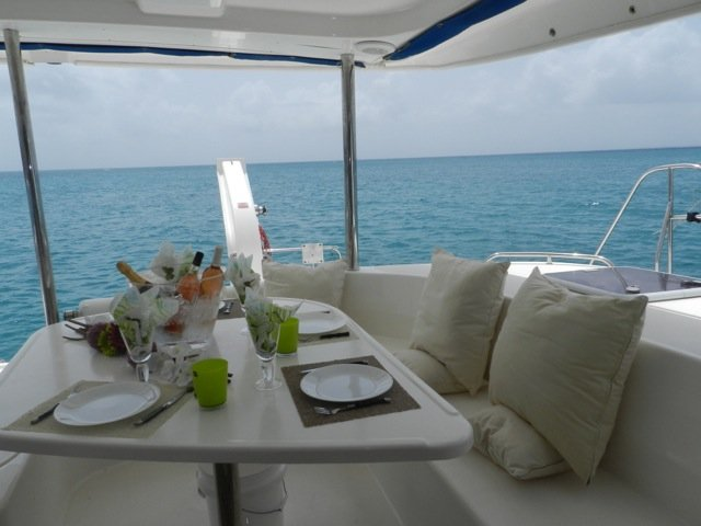 Boat for rent Moorings 46.0 feet in Anse-marcel Marina,