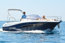 Enjoy a day on French Côte d'Azur waters on-board this amazing b