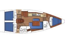 thumbnail-4 Beneteau 40.0 feet, boat for rent in Olhao, PT