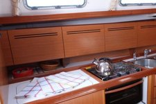 thumbnail-4 Beneteau 43.0 feet, boat for rent in Volos, GR