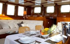 thumbnail-11 AEGEAN YACHTS SERVICES 85.0 feet, boat for rent in OLBIA, FR