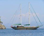 thumbnail-4 Fethiye shipyard 77.0 feet, boat for rent in Mykonos, GR