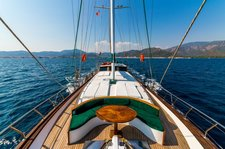 M/S MICHELE : YOUR LUXURY GULET FOR GREECE (FROM MYKONOS & LEROS/SAMOS)
