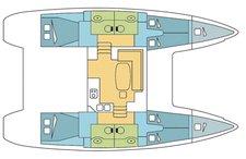 thumbnail-4 Lagoon 40.0 feet, boat for rent in Seget Donji, HR