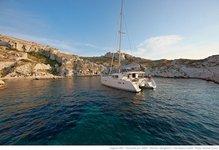 thumbnail-2 Lagoon 40.0 feet, boat for rent in Seget Donji, HR