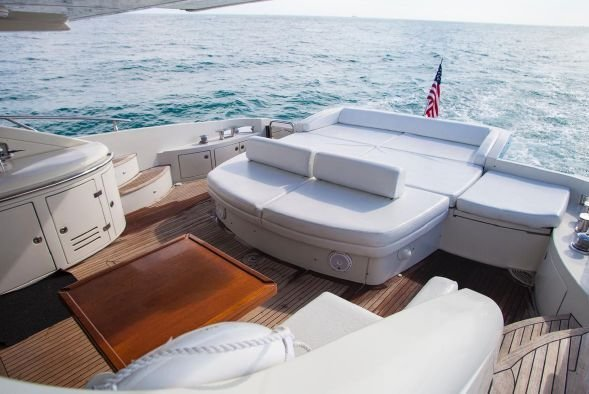Boat for rent Azimut 68.0 feet in Sag Harbor Yacht Club, NY