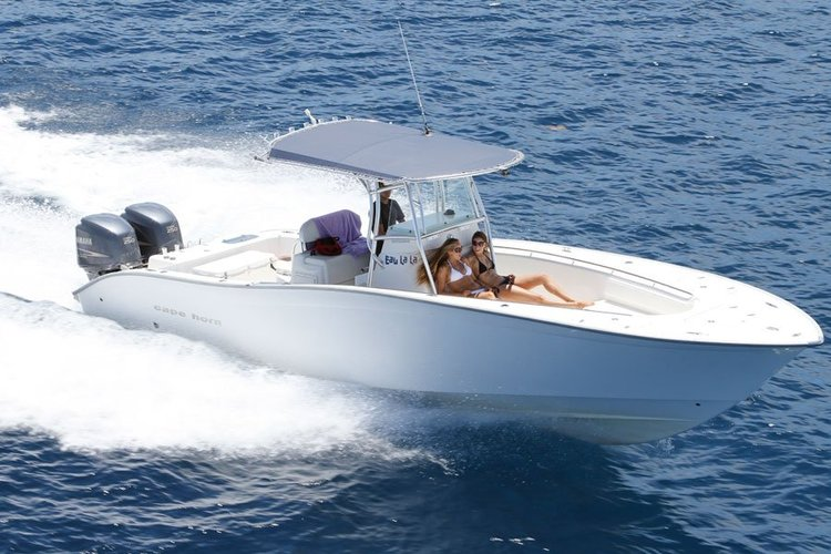 Boat for rent Cape Horn 32.0 feet in Compass Point Marina, U.S. Virgin Islands