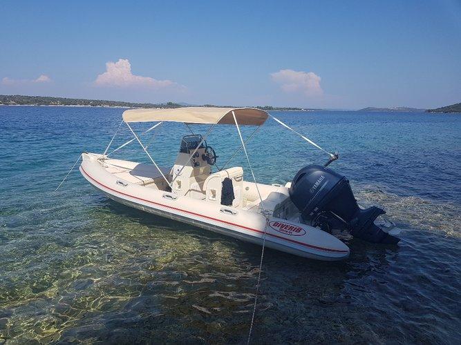 Rent-a- boat Zadar