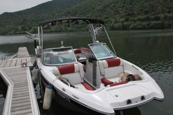 Experience in the waters of the Douro river