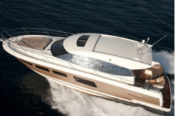 Boat for rent Jeanneau 50.0 feet in Cannes,
