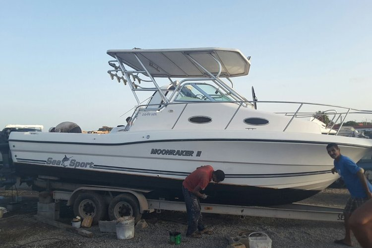 Boat rental in TANGER,