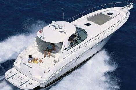 50' Luxury Sea Ray
