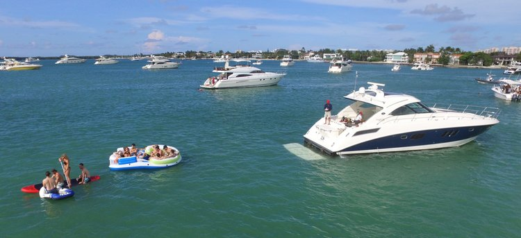 Boat for rent Sea Ray 56.0 feet in Sea Isle Marina & Yachting Center, FL