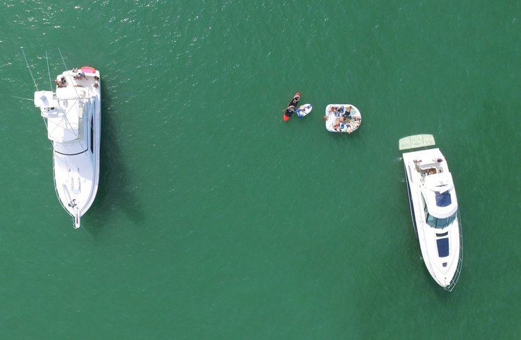Sea Ray's 56.0 feet in Miami