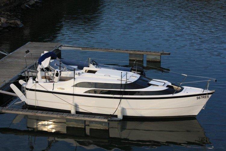 Boat for rent estaleiro 25.0 feet in Cais do Pinhão, Portugal