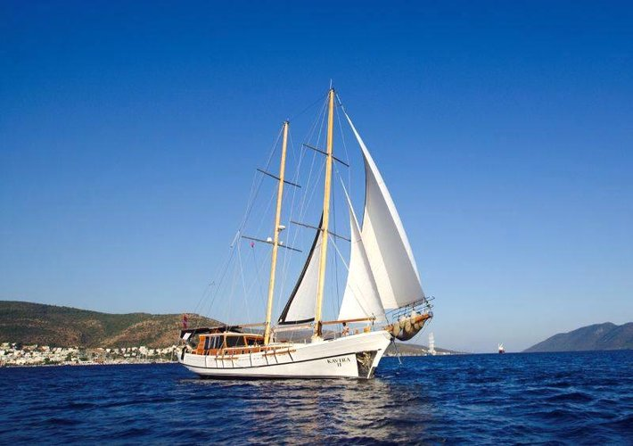 New luxury 4 Cabin's gulet for charter in croatia 2017