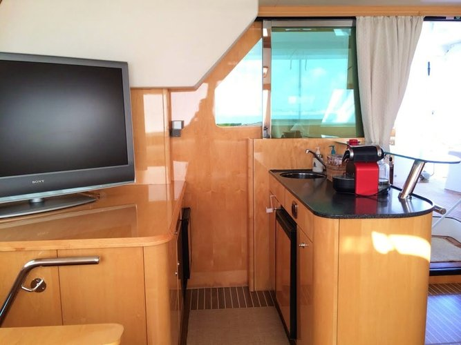 Catamaran boat for rent in St Thomas