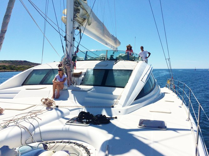 Alliance Marine's 62.0 feet in St Thomas