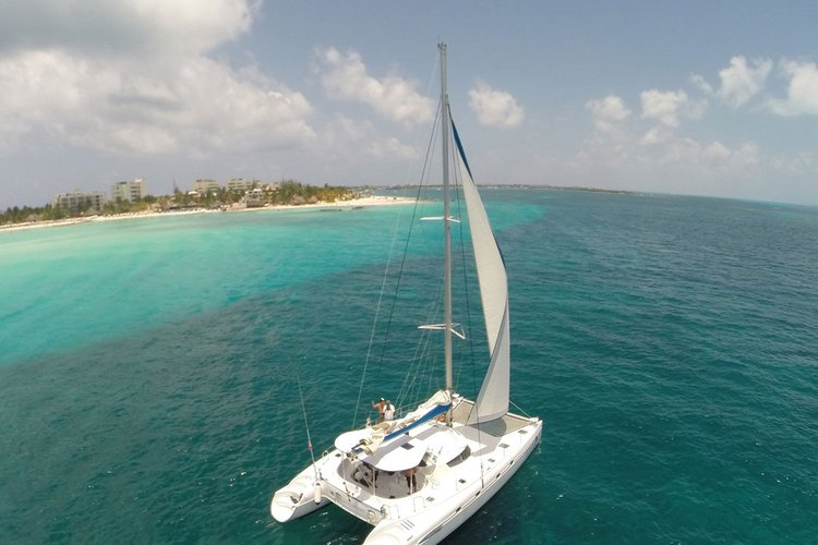 Boat rental in Cancun,