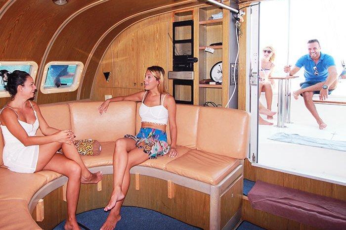 Boat rental in Cancun,