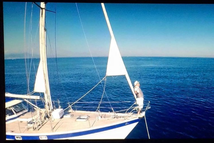 Boat for rent Hallberg Rassy 42.0 feet in Port Marina Baie des Anges,