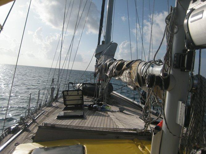 Cruiser boat for rent in Progreso