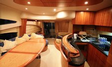 thumbnail-5 Azimut Fly Bridge 62.0 feet, boat for rent in Miami Beach, FL