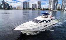 $500per hour 62' Azimut Fly Bridge Luxury Yacht