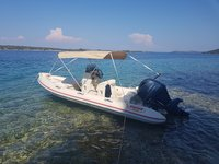 thumbnail-1 Diverib 18.53 feet, boat for rent in Zadar, HR