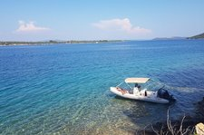 thumbnail-4 Diverib 18.53 feet, boat for rent in Zadar, HR