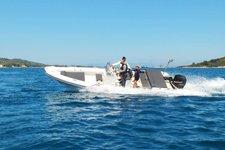 thumbnail-1 scorpion 28.0 feet, boat for rent in Lefakada, GR