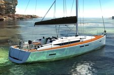 thumbnail-3 Jeanneau 42.0 feet, boat for rent in Alimos, GR