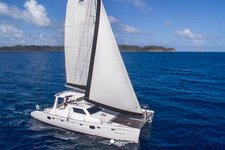 Enjoy wonderful views onboard this amazing catamaran