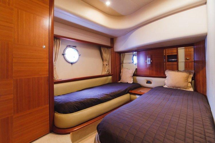 Motor yacht boat rental in Island Garden Marina,