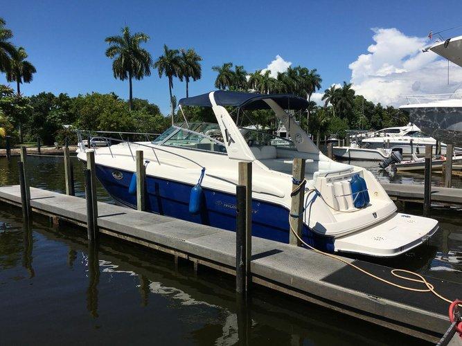 Cruiser boat rental in Keystone Point Marina, FL