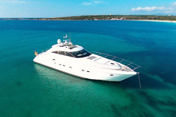 Experience Ibiza like Never Before with Princess V65