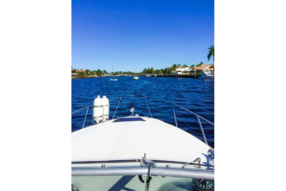 Rent A REGAL CRUISER  Motorboat In Hallandale Beach FL On Sailo - Florida map hallandale