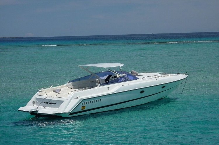 Take this Sunseeker Thunderhawk out for A Spin In Ibiza!