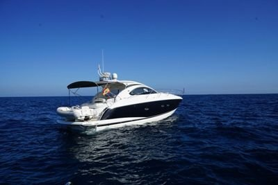 Seek the Spanish Sun On Deck With Sunseeker Porto