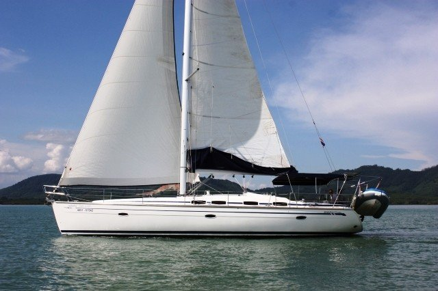 Charter this Bavaria 46 in Ibiza!